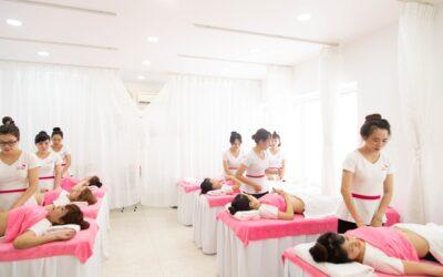 7 beneficios de los masajes corporales